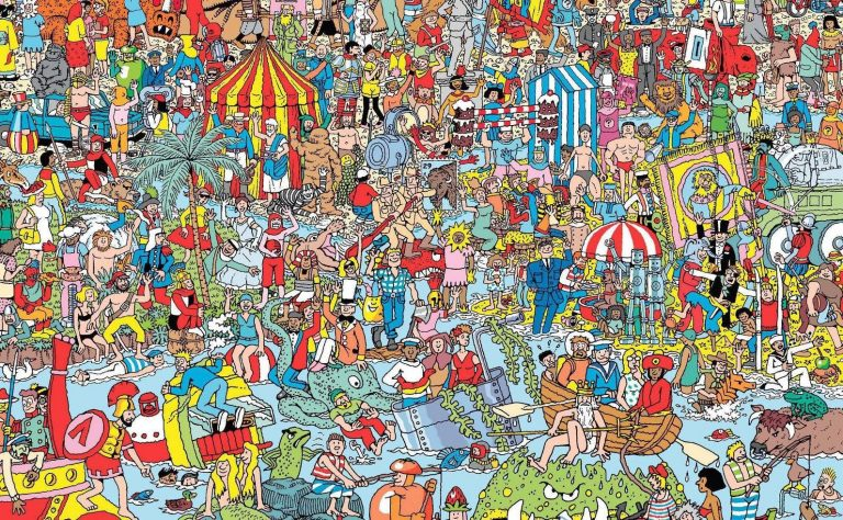 picture relating to Where's Waldo Printable named 8 of the Suitable Expanded Noun Words and phrases Illustrations and Supplies