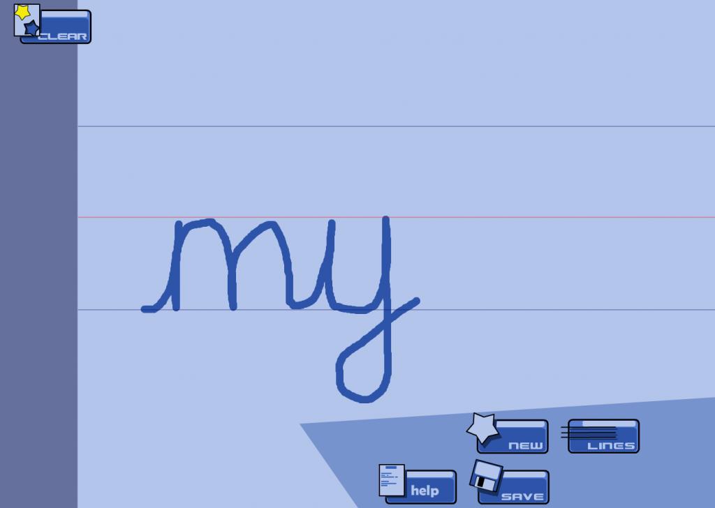 handwritingsite