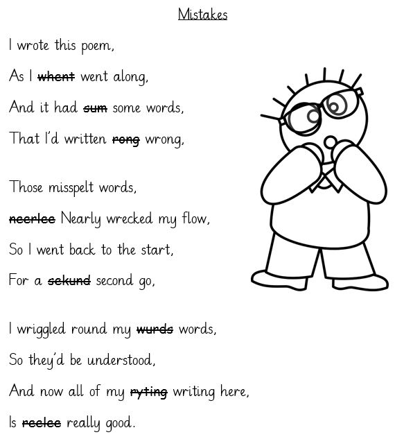 Idea 260 Free Poem Resource For Wr Spelling Pattern And Teaching Re Drafting Big Blog Of Teaching Ideas When you express your life through poetry, and you have the goal of writing one poem per a day, you are always thinking of poem ideas. big blog of teaching ideas